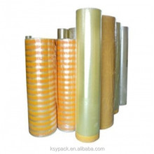 china manufacture bopp jumbo roll tape with high viscosity