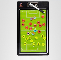 Hot selling volleyball basketball magnetic coaching board,handball,soccer coaching board
