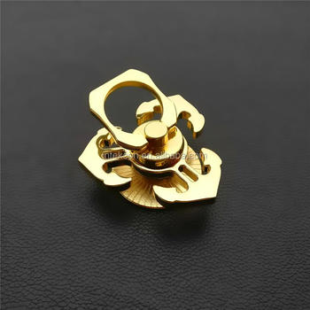 Newest design hand spinner toys metal gearing finger fidget spinner with ring
