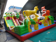 Inflatable Playground on Sale, Giant Inflatable Jumping Bouncer