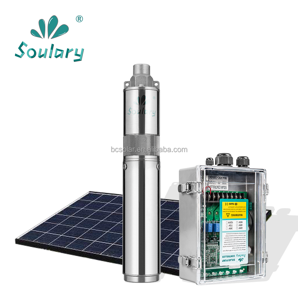 Top Quality Submersible Solar Pumps (5 Years Warranty )