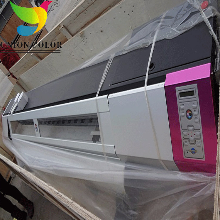 1.6m universal Galaxy Eco Solvent Printer UD-161LC/dx5 water based printer