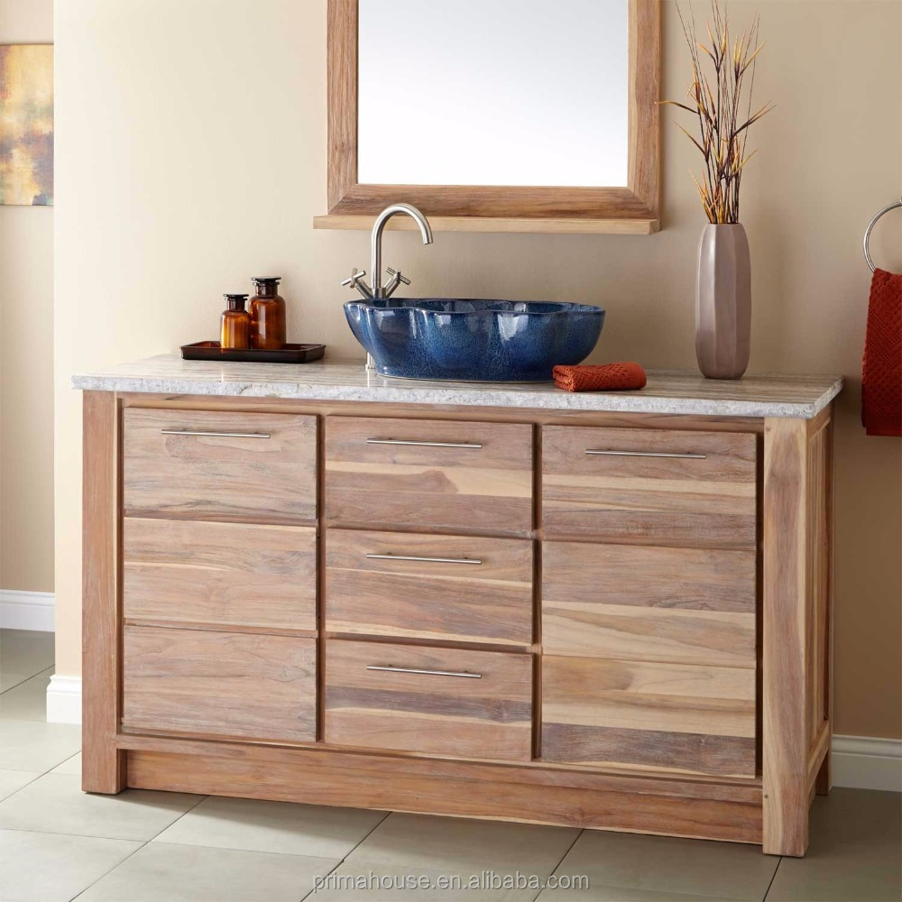 Solid Wood Cabinet Bathroom Vanity, Solid Wood Cabinet Bathroom Vanity  Suppliers And Manufacturers At Alibaba