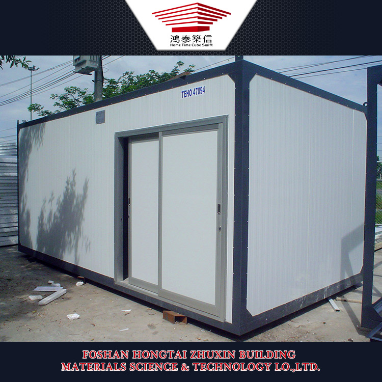 Portable Chinese 20Ft High Cube Movable Flat Container House