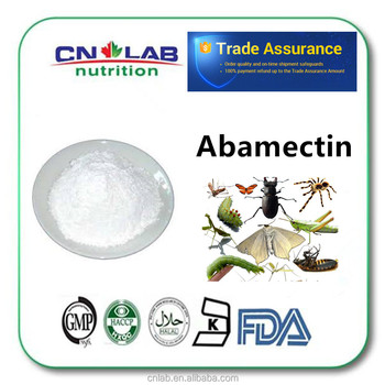 Supplier Insecticide killer abamectin powder 95%TC EC 2.5% / CAS 71751-41-2