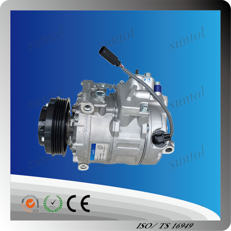 Denso high quality 7seu17c auto ac compressor for BMW series 5