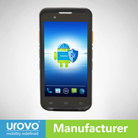 Rugged Smartphone with wifi/bluetooth/GPS/WCDMA.Urovo i6300 Data terminal