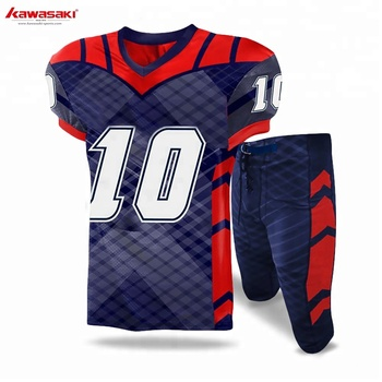 No moq custom new brand sublimation american football clothing uniforms wear