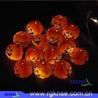 2016 rgknse lighted halloween pumpkins outdoor decoration lights wholesale