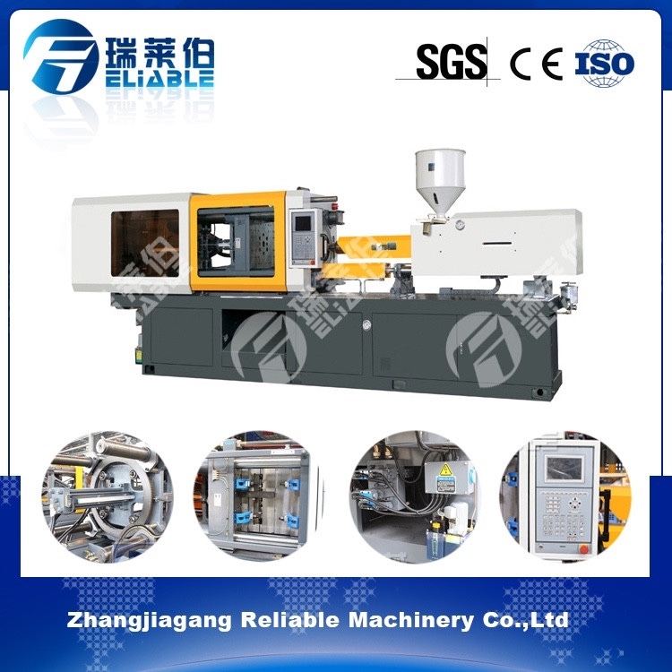 High Quality horizonal Small Sized plastic moulding machine cost For plastic bottle preforms and caps