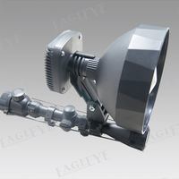 guangzhou manufacturer hid xenon conversion kit guns emergency spotlight hunting equipment scope mounted spotlight floodlight