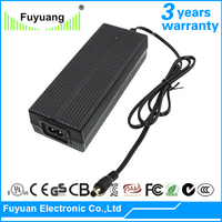 New car accessories products 12v 10a electric scooter, motorcycle, electric bike li-ion battery pack charger