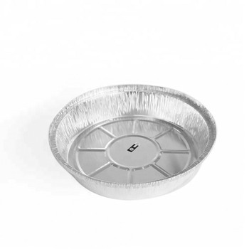 Disposable Takeaway Round Aluminum Foil For Plate&Pizza Pan