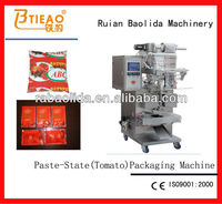 SJIII-S100 Automatic Paste Packing Machine In bag
