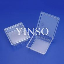 Accept Custom Order and Plastic Material blister pack,transparent PET double blister