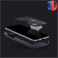 professional 3D VR case Blue Sex Hot Films Video Virtual Reality Glasses for Iphone 6/6s