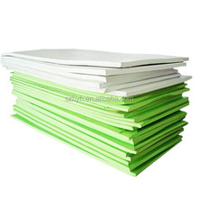 Protective & cushioning foam material green rubber eva foam cell closed foam sheet roll material