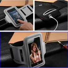 Luxury stylish cases for iphone 5s, arm band case for iphone 5, pu leather case for iphone 5