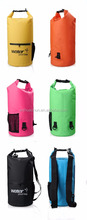 Waterproof Dry Bag with Pocket and Zipper