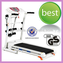2012 Multifunction Foldable Home Deluxe Motorized Treadmill with MP3 USB