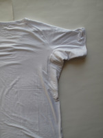 Underarm Sweat Absorbent perspiration shirt armpit sweat short sleeve