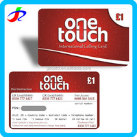 Guangdong printing service telecom contact number scratch phone card calling card