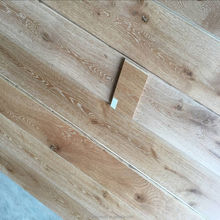 Natural Colour Engineered Oak Wood Flooring At Home Depot