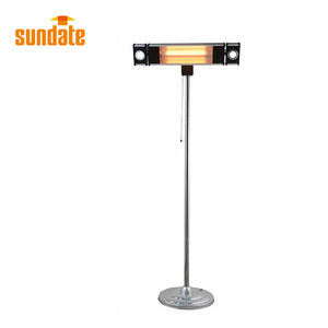 Outdoor carbon infrared electric heater heater