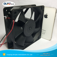 120mm 12v dc fan 12x12 for computer