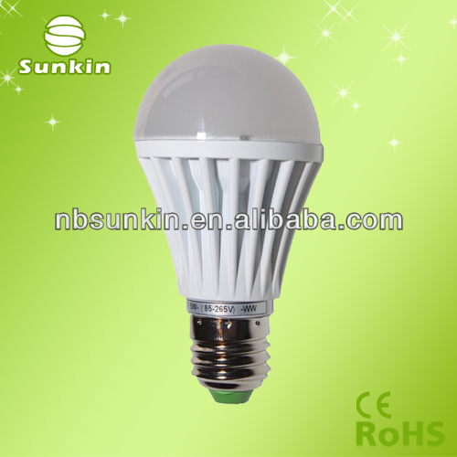 Competitive super bright E27 E14 4W 6W 8W 10W 12W 15W lampara led china