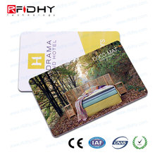 Best Selling High Quality Blank RFID Smart Card