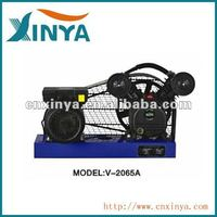 XINYA skid-mounted piston ac air compressor price for sale without tank