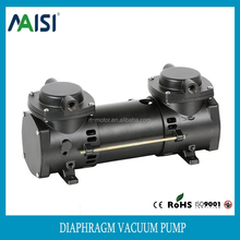Oilless vacuum 12v dc motor diaphragm micro air pump price manufacture