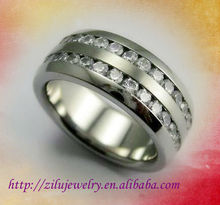 Hot-selling New Style stainless steel egyptian wedding rings