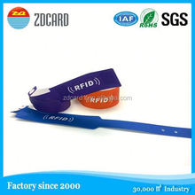 Latest design new style personal knitted fabric wristband