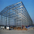 beautiful prefabricated steel structure body building