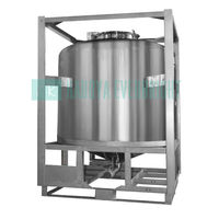 1000l Stainless Steel IBC Tank For