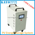 home household emergency & daily off grid solar power system 1.5KW 3KWh PS3215B
