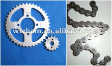 420 428 520 530 motorcycle transmission kits,motorcycle chain and sprocket
