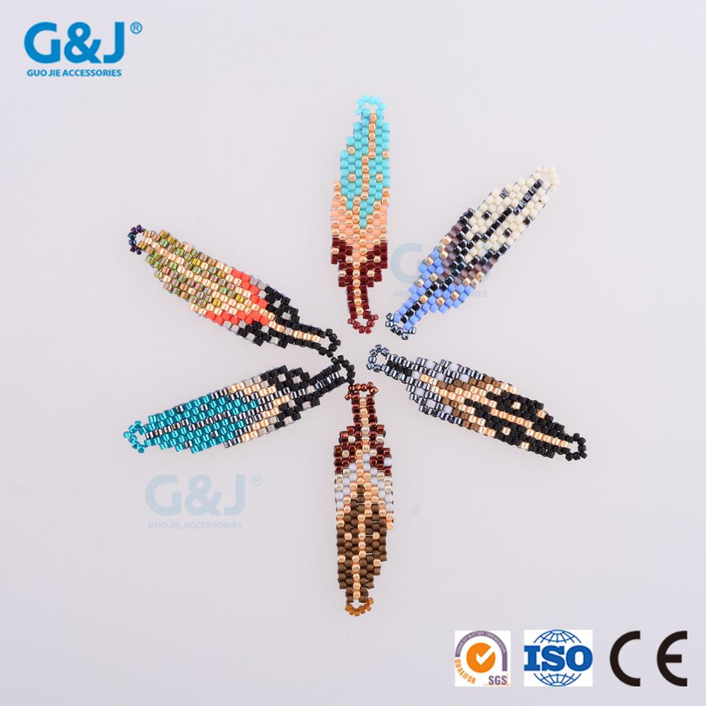 guojie brand high quality China DIY manufacturers color seed beads for jewelry
