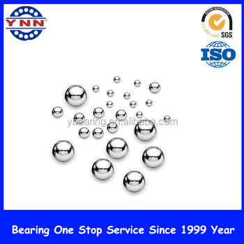 High Standard Stainless Steel Ball For Bearing Hollow