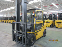 FD30/35 Hydraulic Diesel Forklift with strong power internal-combustion
