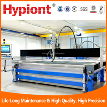water jet stone cutting machine waterjet machine for marble granite cutting in a competitive price