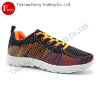 Practical OEM Widely Used Running Lady Second Hand Air Sport Shoes