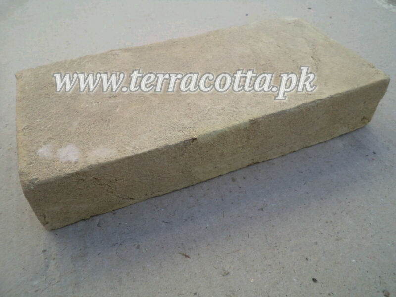 Clay bricks natural yellow (Manufacturers from Pakistan)