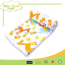 BCD019B anti-allergic summer infant contoured changing pad, bamboo changing pad liner
