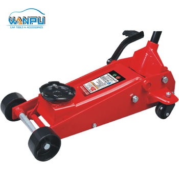 Portable hydraulic floor jack 4 ton hydraulic jack price with pedal