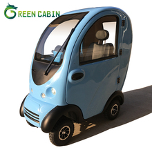 Fully Enclosed electric mobility scooter outdoor cabin scooter
