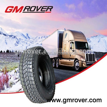 Chinese GM ROVER brand commercial truck tire 7.50R16 with warranty