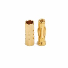 4.0mm gold plated banana connector,LED CONNECTOR